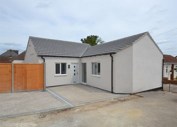 Thumbnail 2 bed detached bungalow for sale in Great North Road, Eaton Socon, St Neots, Cambridgeshire