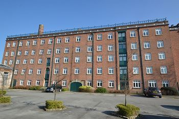 Thumbnail 2 bed flat to rent in Hovis Mill, Union Road, Macclesfield, Cheshire