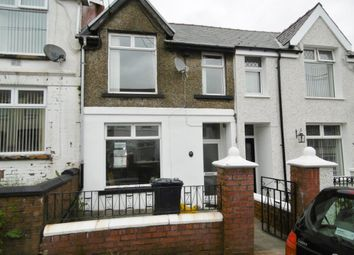 Thumbnail 2 bed terraced house to rent in Bournville, Tredegar