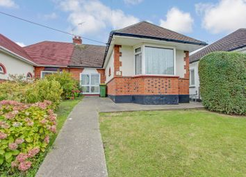 Thumbnail 4 bed semi-detached bungalow for sale in Down Hall Road, Rayleigh, Essex