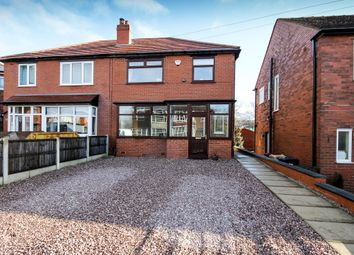 Thumbnail 3 bedroom semi-detached house for sale in Delph Avenue, Egerton, Bolton