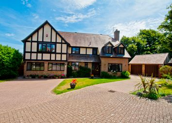 Thumbnail 5 bed detached house for sale in Veryan, Fareham