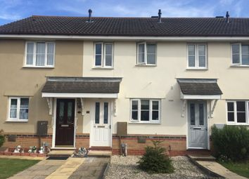 Thumbnail 2 bed terraced house for sale in Gatekeeper Close, Pinewood, Ipswich