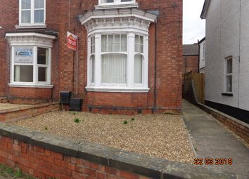 Thumbnail 1 bed flat to rent in Gladstone Street, Gainsborough