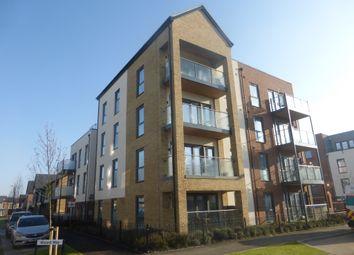 Thumbnail 2 bed flat for sale in Wizard Way, Oakgrove, Milton Keynes