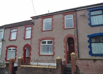 Thumbnail 3 bedroom terraced house to rent in Drysiog Street, Ebbw Vale