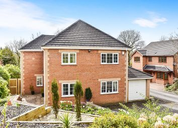 Thumbnail 5 bed detached house for sale in Pentyla Gardens, Sarn, Bridgend.