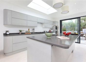 Thumbnail 5 bedroom end terrace house to rent in Gaskarth Road, Clapham South, London