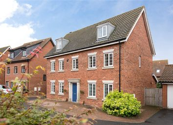 Thumbnail 5 bedroom detached house for sale in Poppy Close, Cringleford, Norwich, Norfolk