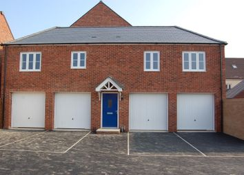 Thumbnail 2 bed flat for sale in Havisham Drive, Haydon End, Swindon