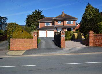 Thumbnail 4 bedroom detached house for sale in Douglas Avenue, Exmouth, Devon