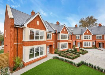 Thumbnail 5 bed property for sale in Hideaway Mews, Chiswick, London