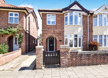 Thumbnail 3 bed semi-detached house to rent in Earls Street, Thetford, Norfolk