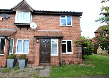Thumbnail 2 bed end terrace house to rent in Orchis Grove, Badgers Dene, Grays