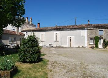 Thumbnail 3 bed property for sale in Chef-Boutonne, Deux Sevres, France
