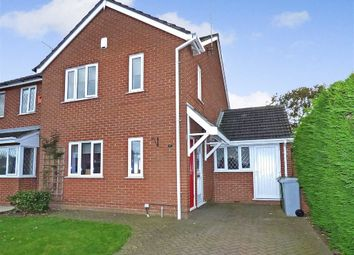Thumbnail 3 bed semi-detached house for sale in Moreton Drive, Alsager, Stoke-On-Trent