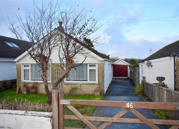 Thumbnail 3 bed detached bungalow for sale in Linkside Drive, Swansea