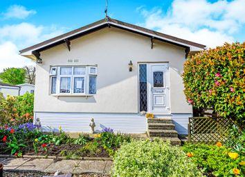 Thumbnail 3 bed mobile/park home for sale in Oaklands Park, Crossways, Dorchester