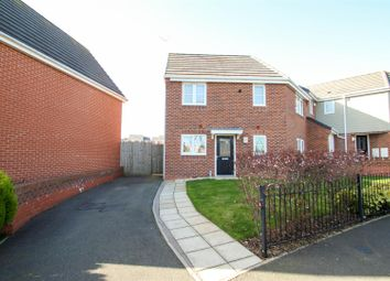 Thumbnail 2 bed semi-detached house for sale in Cross Street, Weston Coyney, Stoke-On-Trent