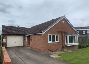 Thumbnail 2 bed detached bungalow to rent in Bakersfield, Wrawby, Brigg