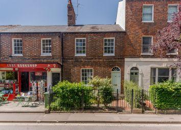 Thumbnail 3 bedroom terraced house for sale in Walton Street, Oxford