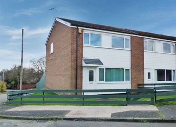 3 bed end terrace house for sale in Acton Park Way, Wrexham LL12