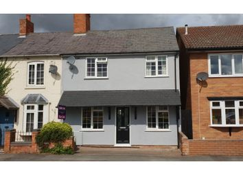 Thumbnail 3 bed end terrace house for sale in Junction Road, Bromsgrove