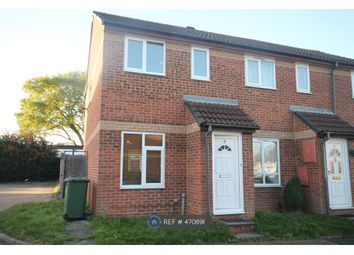 Thumbnail 2 bed semi-detached house to rent in Martock Close, Harrow