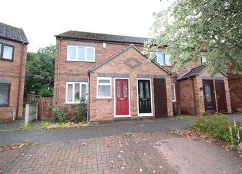 Thumbnail 2 bed terraced house for sale in Burghley Square, Heighington, Lincoln