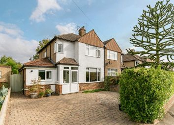 Thumbnail 3 bed semi-detached house for sale in Fairhaven Road, Redhill