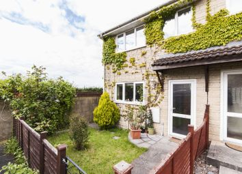 Thumbnail 2 bed end terrace house for sale in Fosse Way Close, Peasedown St John, Bath