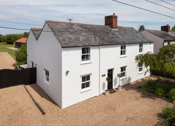 Thumbnail 5 bed detached house for sale in Drury Lane, Ridgewell, Halstead