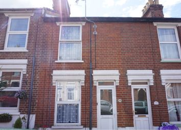 Thumbnail 2 bed terraced house for sale in Cavendish Street, Ipswich