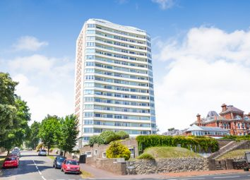 Thumbnail 1 bed flat for sale in South Cliff Tower, Bolsover Road, Eastbourne