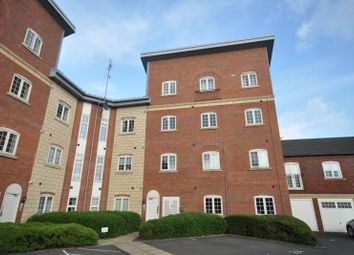 Thumbnail 1 bed flat to rent in Evershed Way, Burton-On-Trent