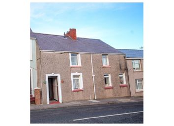 Thumbnail 3 bed terraced house for sale in Hubberston Road, Milford Haven