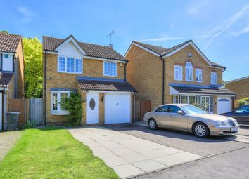 Thumbnail 3 bed detached house for sale in Perham Way, London Colney, St. Albans