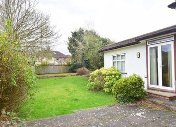 Thumbnail 4 bed detached bungalow for sale in Salisbury Rd, Worcester Park