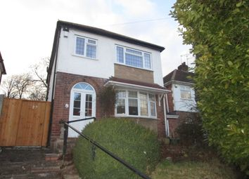 Thumbnail 3 bed detached house for sale in Henwood Road, Compton, Wolverhampton