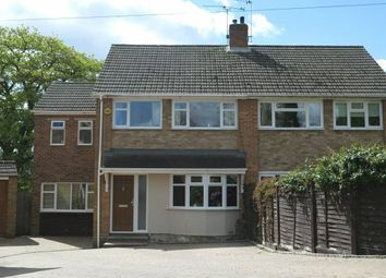 Thumbnail 4 bedroom semi-detached house for sale in Prestigious Location. Whitelands Drive, Mill Ride, Ascot