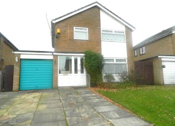 Thumbnail 3 bed detached house for sale in Clitheroe Drive, Bury