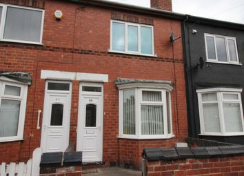 Thumbnail 2 bed property to rent in Burton Avenue, Balby, Doncaster