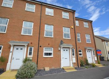Thumbnail 5 bed town house for sale in Wendling Road Kingsway, Quedgeley, Gloucester