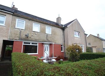 Thumbnail 3 bed terraced house for sale in Lyoncross Road, Glasgow, Lanarkshire