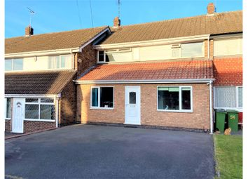 Thumbnail 4 bed terraced house for sale in Loxley Road, Glenfield