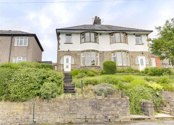 Thumbnail 3 bed semi-detached house for sale in Bankside Lane, Stacksteads, Bacup