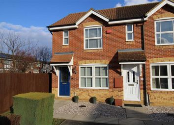 Thumbnail 2 bed end terrace house for sale in Lilley Way, Cippenham, Berkshire