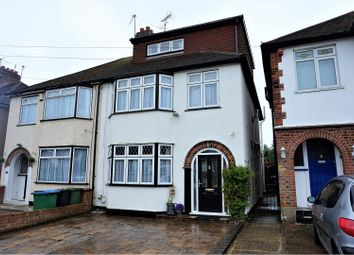 Thumbnail 4 bed semi-detached house for sale in Westfield Avenue, Watford