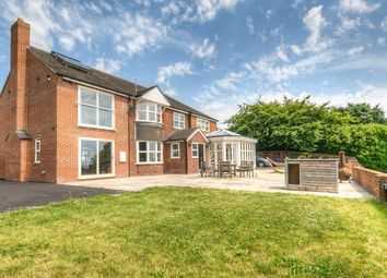 Thumbnail 5 bed detached house for sale in Leek Road, Kingsley Moor, Staffordshire