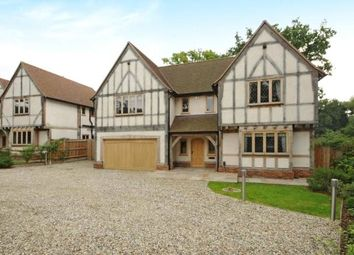 Thumbnail 5 bed detached house to rent in Trumpsgreen Road, Virginia Water, Surrey